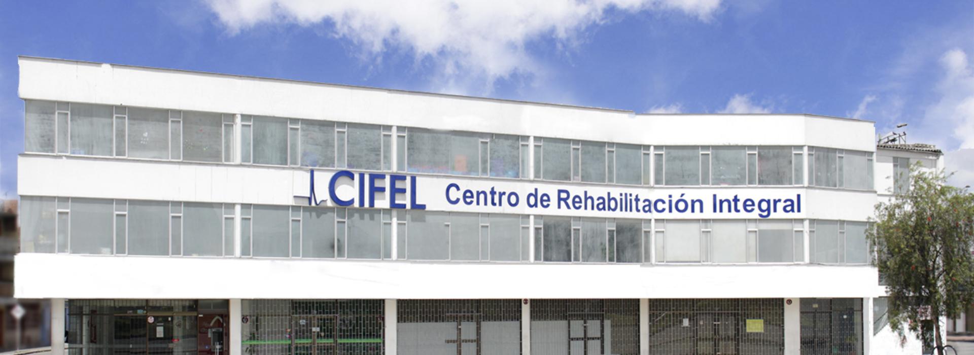 CIFEL - Centro de Rehabilitación Integral - Foto de la fachada